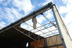 テント修理の業者として日本最大級のビニテン