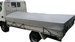 大型トラックシート