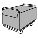 台車カバー